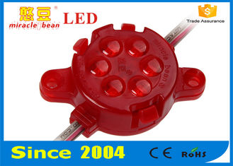 Trung Quốc IP 67 30mm Dc24v Red Color Led Pixel Point Lighting Taiwan Epistar nhà cung cấp