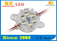 WaterProof Decoration Led Pixel Module 100lm / W Unprogrammable 6smd 2835 High Brightness