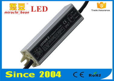 12V 40 watt Waterproof LED Power Supply Aluminum Alloy Shell for LED Modules